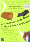 1 a 2 Duo Dable Cavy Show