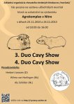 3. a 4. Duo Cavy Show